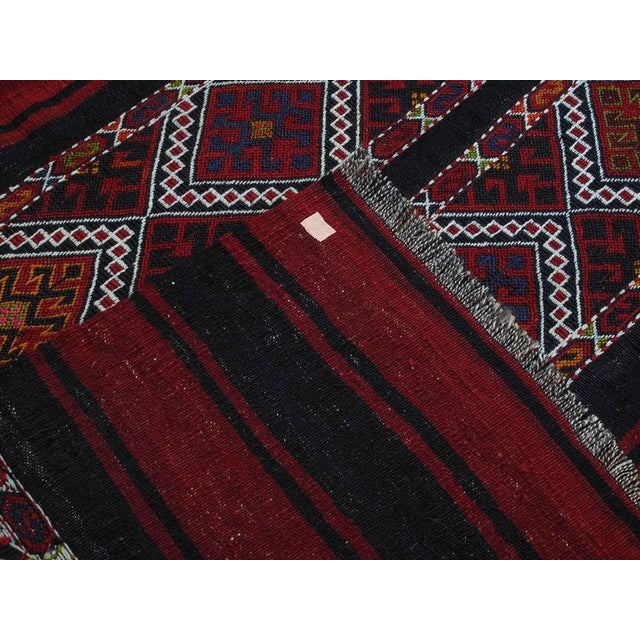 """Red Anatolian """"Grain Sack"""" For Sale - Image 8 of 9"""