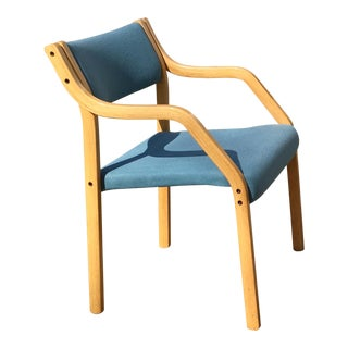 Scandinavian Laminette Chair by Sven Ivar Dysthe For Sale