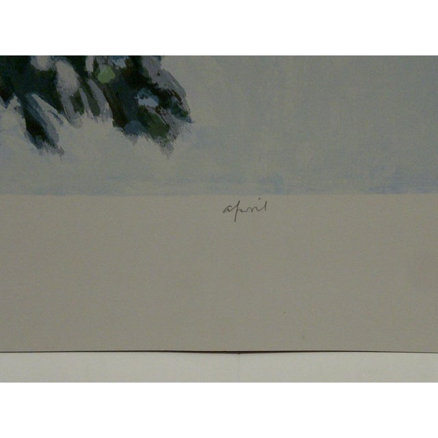 "Frederick McDuff ""April"" Limited Edition Print For Sale - Image 4 of 5"