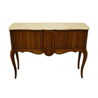 Weiman Calais Collection Country French Provincial Credenza For Sale