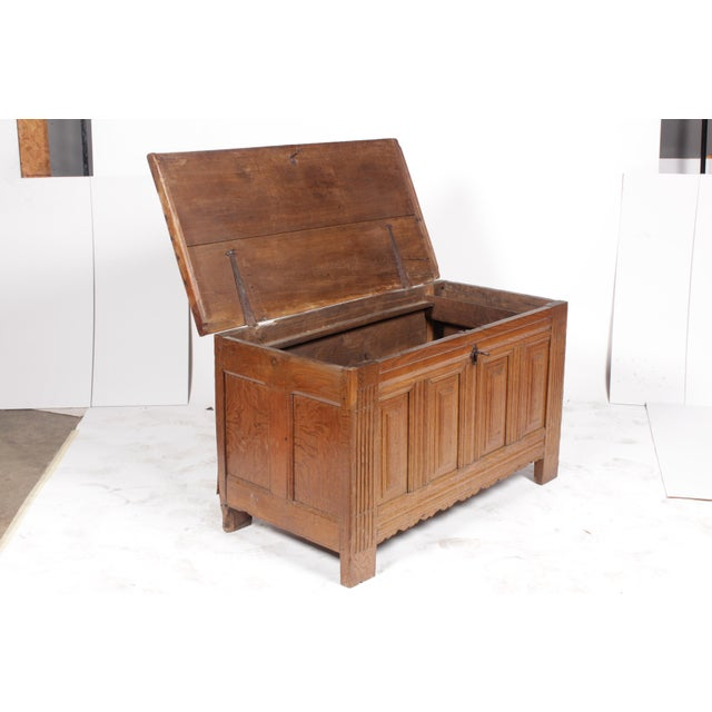 19th-C. Dowry Chest - Image 4 of 11