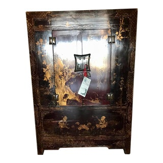19th Century Antique Chinese Cabinet For Sale