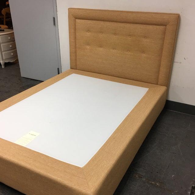 """William Sonoma """"Hampton"""" Queen Size Bed - Image 3 of 8"""