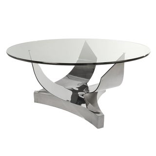 "RON SEFF ""CORONET"" DINING TABLE For Sale"