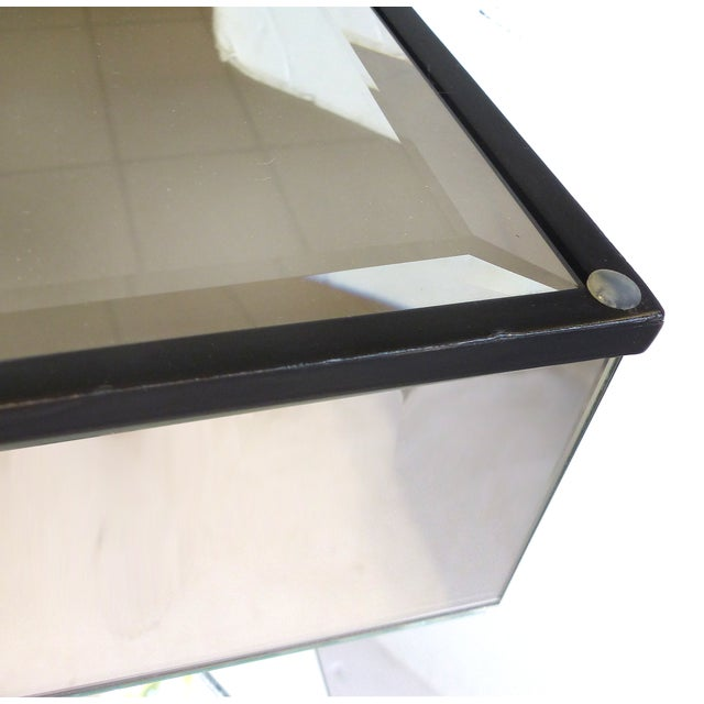 Angled Mirror Console -- or Dinning Table Base - Image 7 of 9