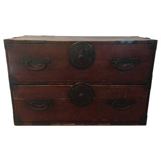 19th Century Japanese Tansu For Sale