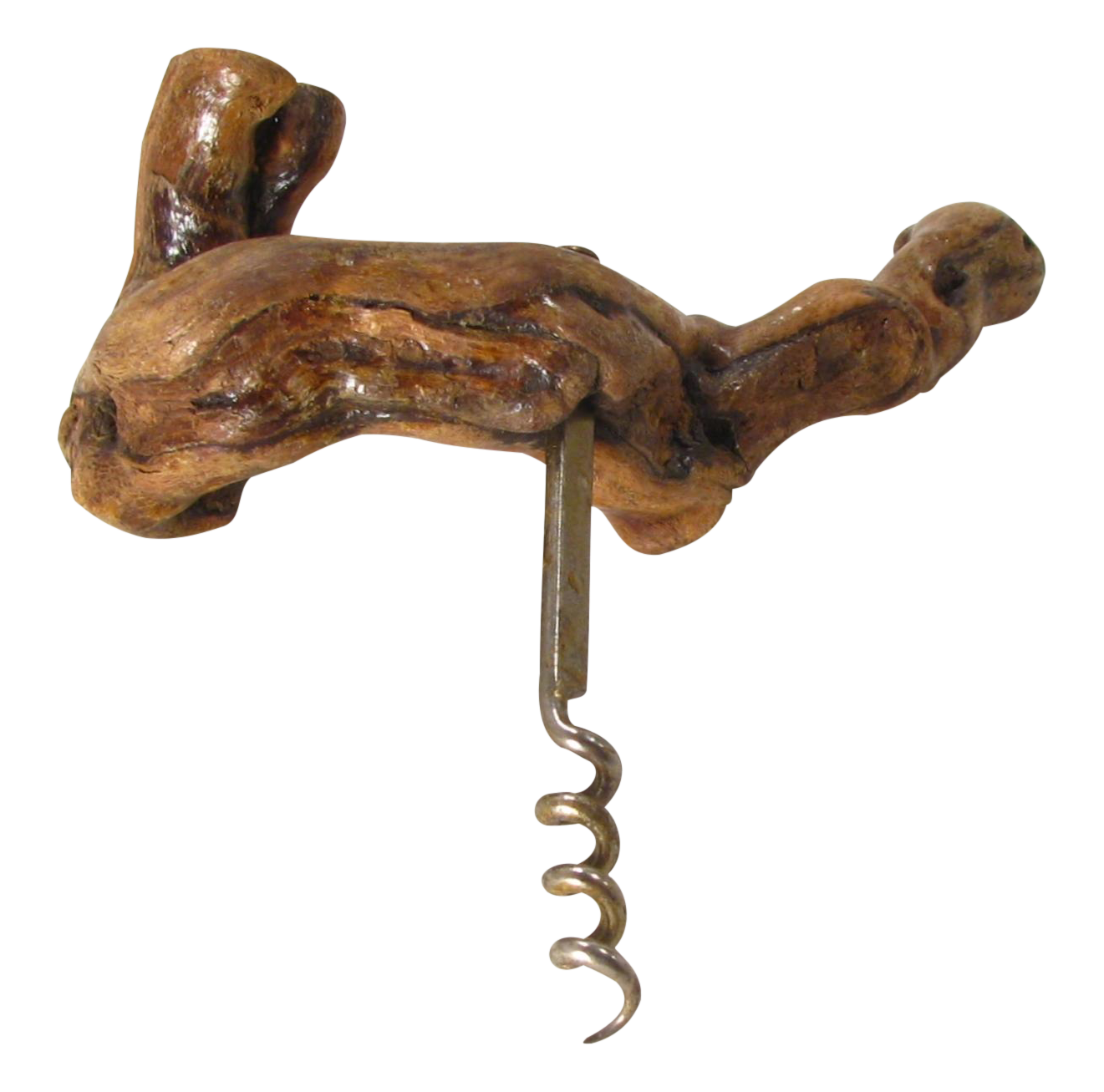 Charming Vintage French Grapevine Corkscrew Pictures Gallery