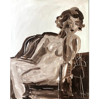 Anne Darby Parker Marilyn Muse Painting For Sale