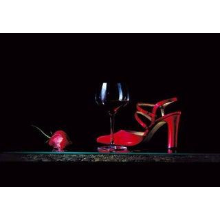"""""""La Scarpa Rosa"""" Giclee by Dario Campanile For Sale"""