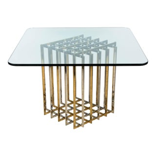 Pierre Cardin Dining Table For Sale