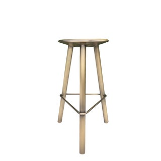 Customizable Erickson Aesthetics Bronze Stools For Sale