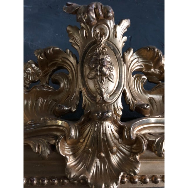 Early 19th Century Early 19th Century Mirror South of France For Sale - Image 5 of 8