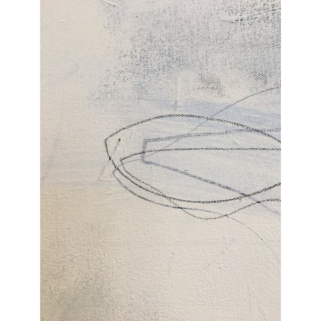 "Robert Kingston Abstract Painting ""Recuerdo"" For Sale In San Diego - Image 6 of 11"