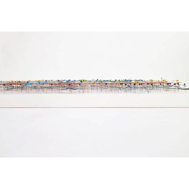 "Matthew Picton Matthew Picton ""Greater Paris"" Pinned-Film Artwork For Sale - Image 4 of 5"