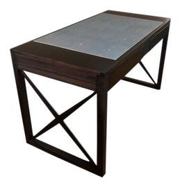 Image of Newly Made Mahogany Desks