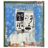 Image of 'Blue Boy' Framed Picasso Poster Painting by Sean Kratzert For Sale