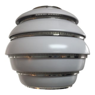 "1953 Artek Pendant Light A331 ""Beehive"" by Alvar Aalto For Sale"