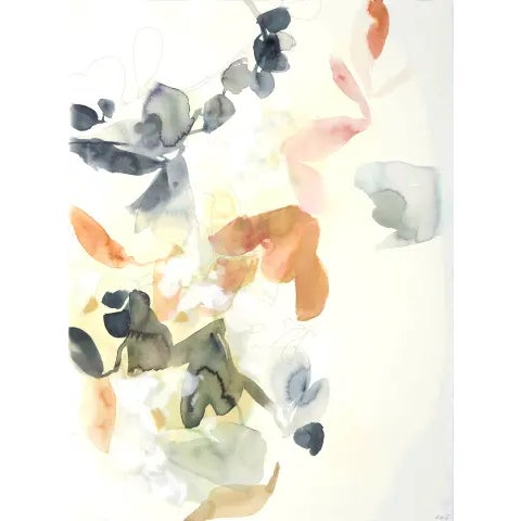 """Abstract Elise Morris """"Falls Rarity 4"""", 2018 For Sale - Image 3 of 3"""
