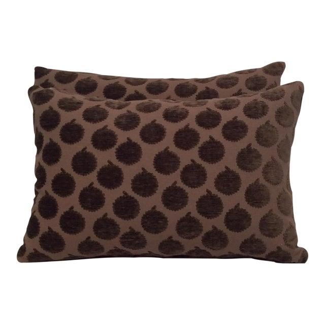 John Robshaw Pillows - Pair - Image 1 of 5