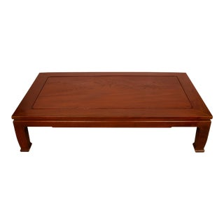 Modern Chinese Rosewood Cocktail Table For Sale