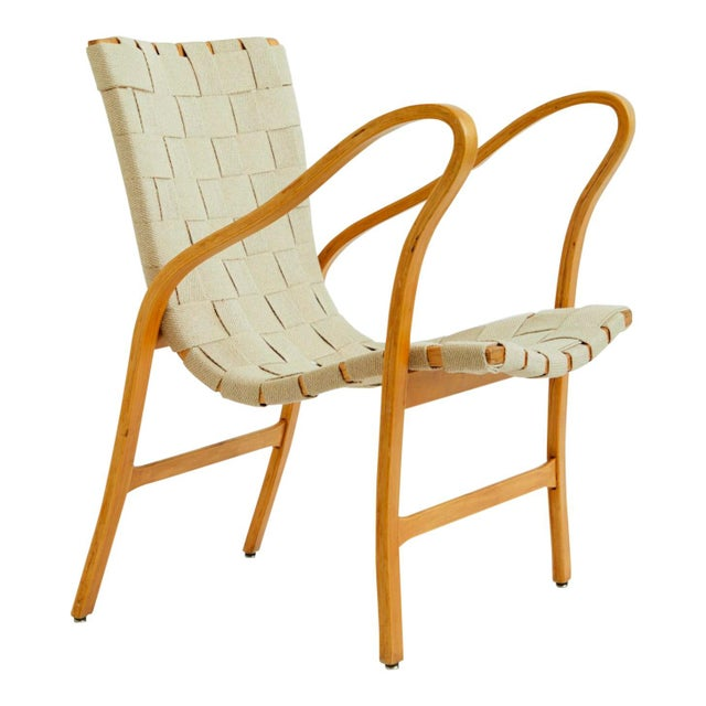 Torparen Easy Chair by Gustaf Axel Berg For Sale In New York - Image 6 of 6