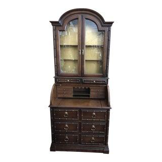 Vintage Jasper Cabinet Secretary Desk For Sale