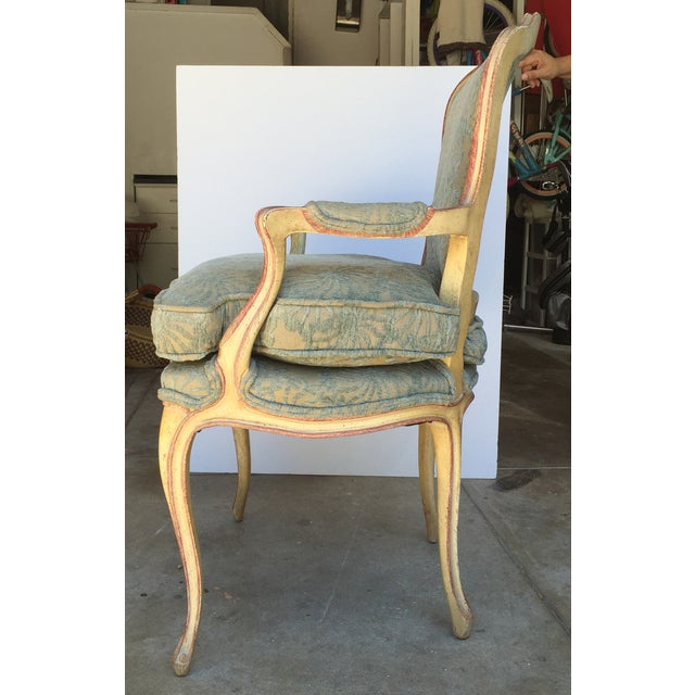 Louis XV Style Fauteuils - a Pair - Image 4 of 5