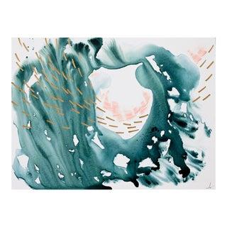 """Beth Winterburn Original Art - """"In Full Bloom"""" For Sale"""