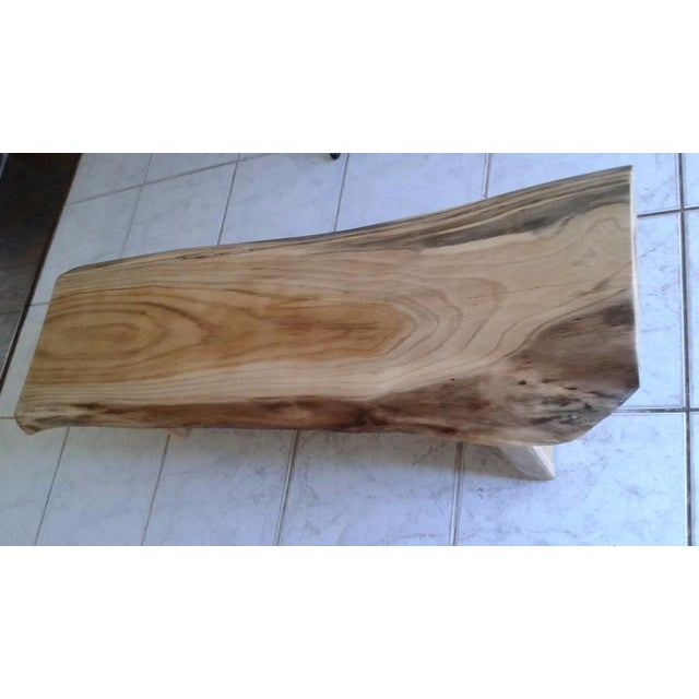 Live Edge Coffee Table - Image 3 of 4