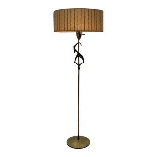 Mid-Century Modern Rembrandt Floor Lamp For Sale