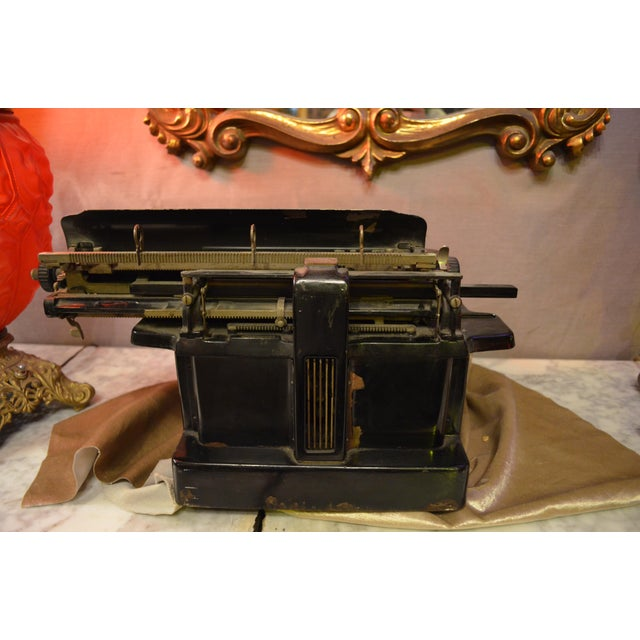 Lc Smith & Corona Typewriter For Sale - Image 4 of 7
