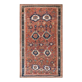 """Antique North West Persian Rug 6'8"""" X 11'9"""" For Sale"""