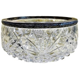 Image of Crystal Decorative Bowls