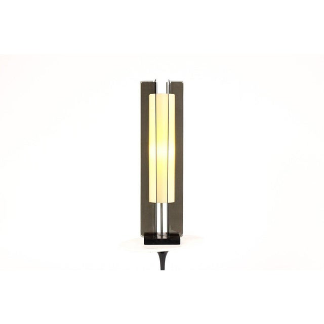 Danish Modern Mid Century Vintage Space Age Floor Lamp For Sale - Image 3 of 10