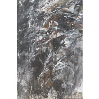 Contemporary Abstract Painting by Dehais For Sale