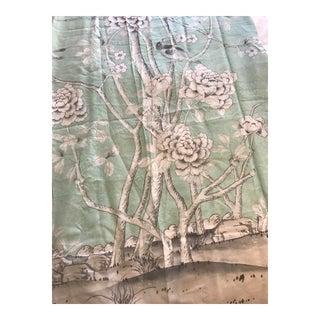 """Mary McDonald """"Chinois Palais"""" Fabric Panels - A Pair"""