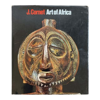 Art of Africa Treasures from the Congo Hardcover Table Book For Sale