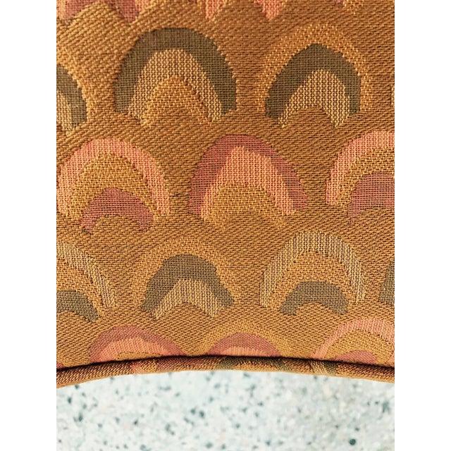 Yellow Pair of Classic Dunbar Janus Armchairs in Larsen Fabric For Sale - Image 8 of 10