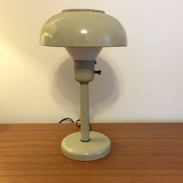 Mid-Century Industrial Desk Lamp - Image 2 of 11