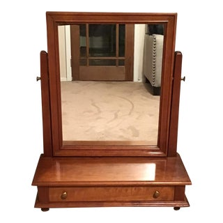 Stickley Shave Stand Table Mirror For Sale