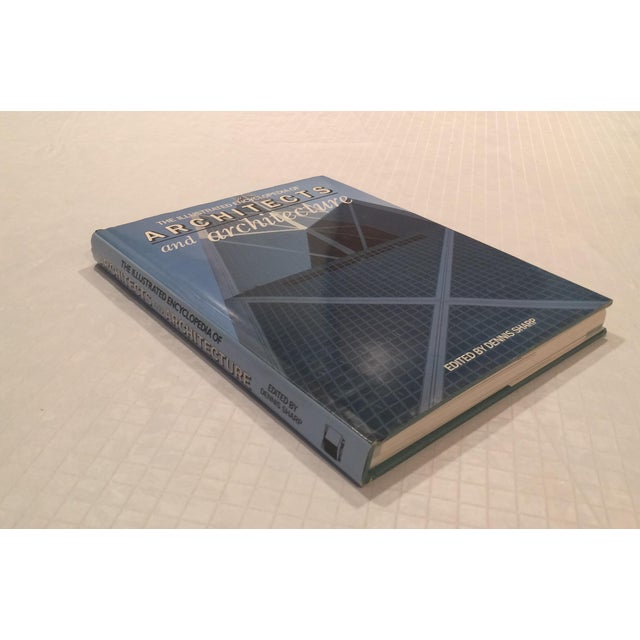 """1990s """"The Illustrated Encyclopedia of Architects and Architecture"""" Book by Dennis Sharp For Sale - Image 5 of 13"""