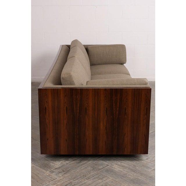 Fantastic Modern 1960S Milo Baughman Cube Sofa Uwap Interior Chair Design Uwaporg