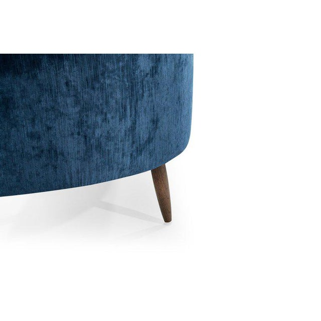 Danish Modern Adrian Pearsall for Craft Associates Cloud Sofa For Sale - Image 3 of 12