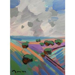 Jose Trujillo Original Acrylic Painting For Sale