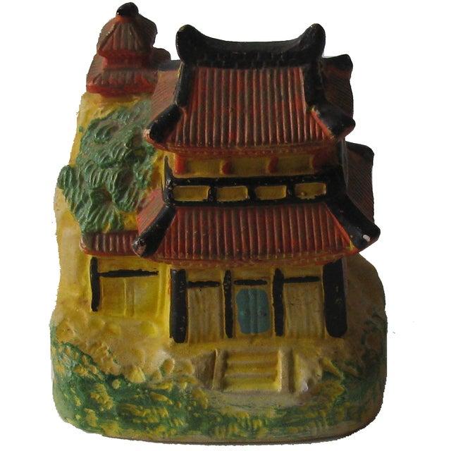 Vintage Pagoda Incense Burner - Image 2 of 5
