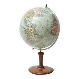 1920s German World Globe