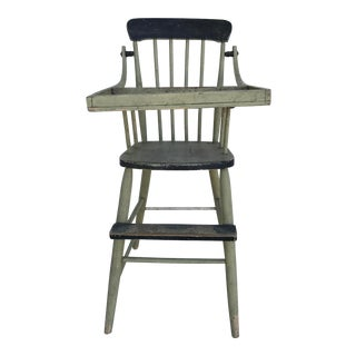 Haywood Wakefield Vintage Rare High Chair For Sale