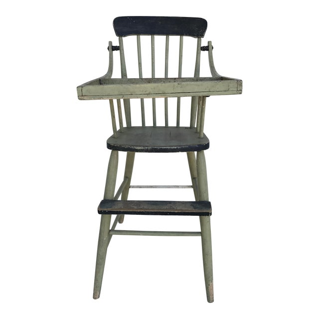 51abaac90dd39 Haywood Wakefield Vintage Rare High Chair For Sale