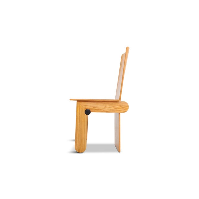 Italian Carlo Scarpa Dining Chairs for Gavina For Sale - Image 3 of 12