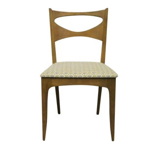 Late 20th Century Vintage Drexel Profile John Van Koert K62 Side Chair For Sale
